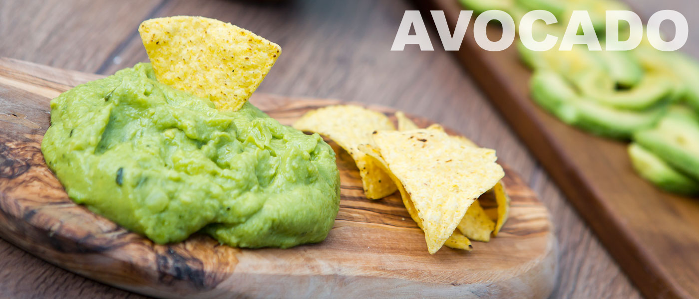 Salud - Avocado products