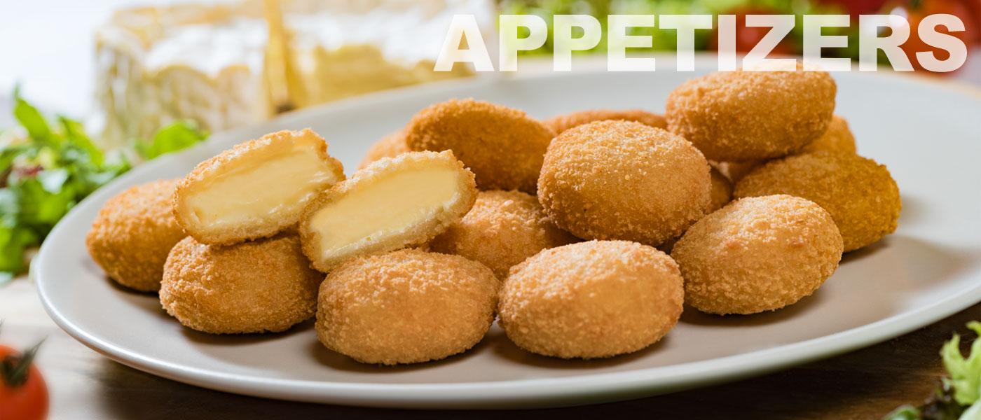 Salud - Appetizers