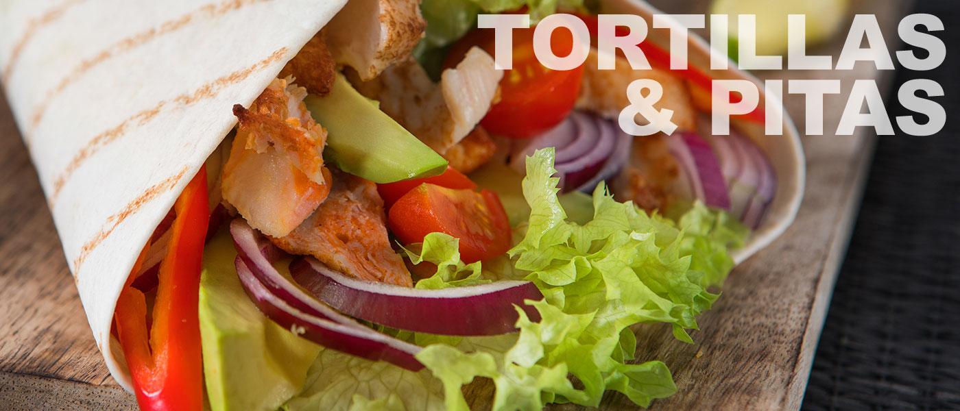 Salud - Tortillas & Pitas