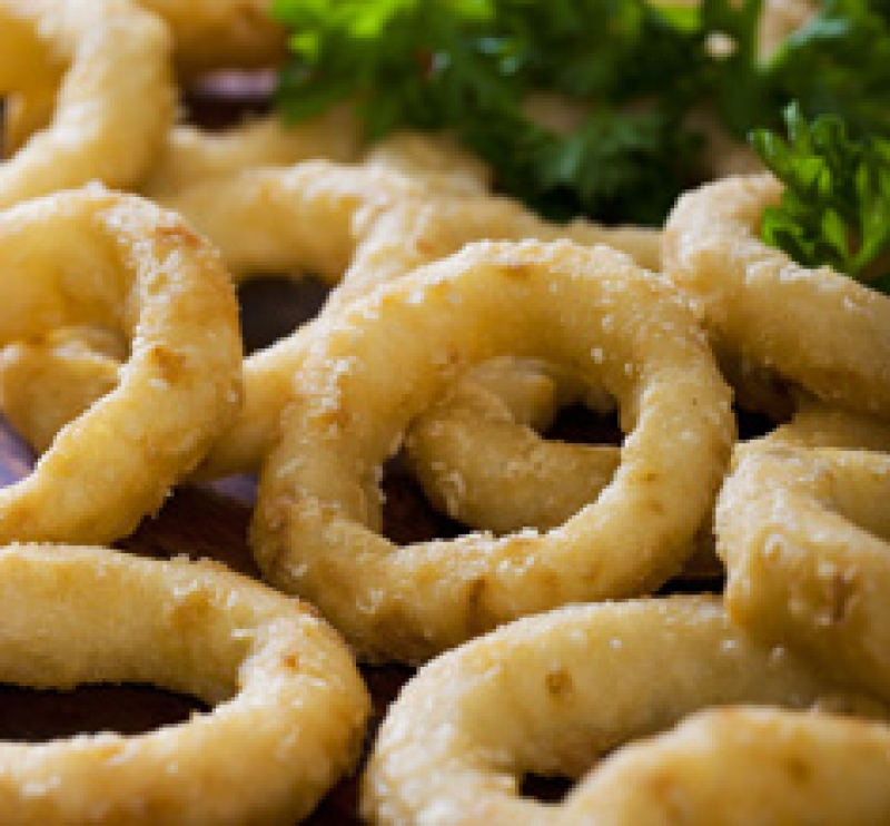 Onion Rings, Preformed