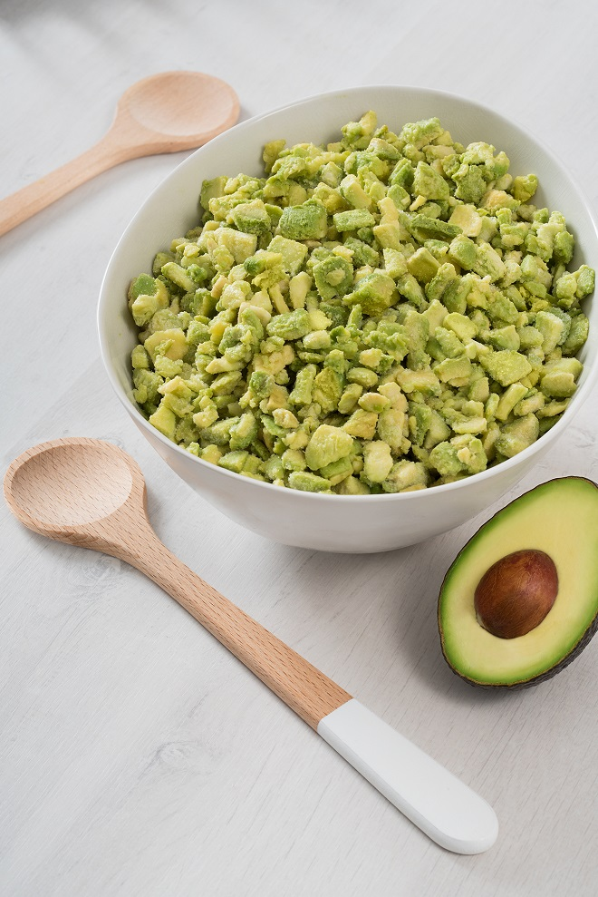 Avocado Bits & Pieces