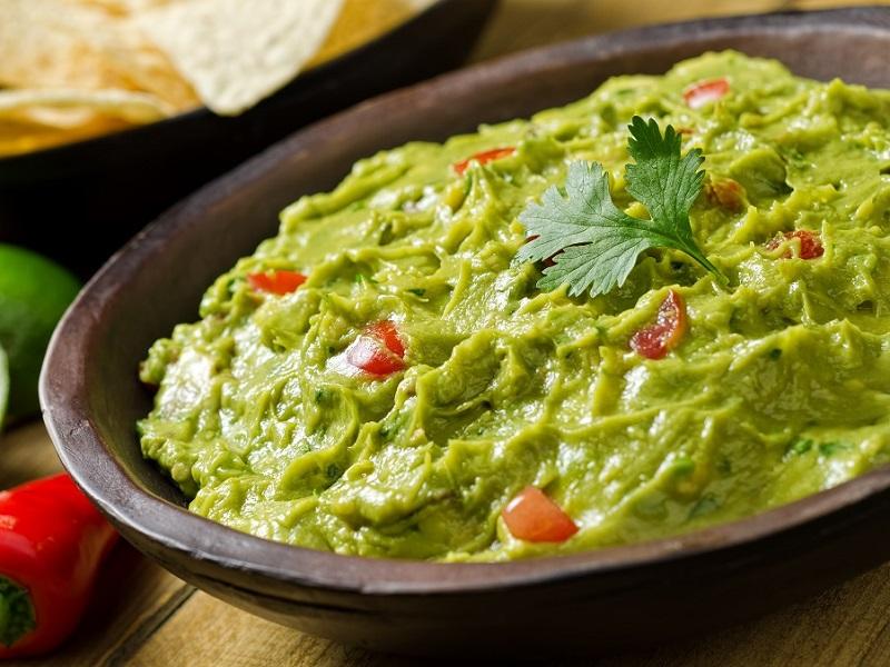 Natural guacamole 150g