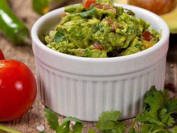 Natural guacamole 55g