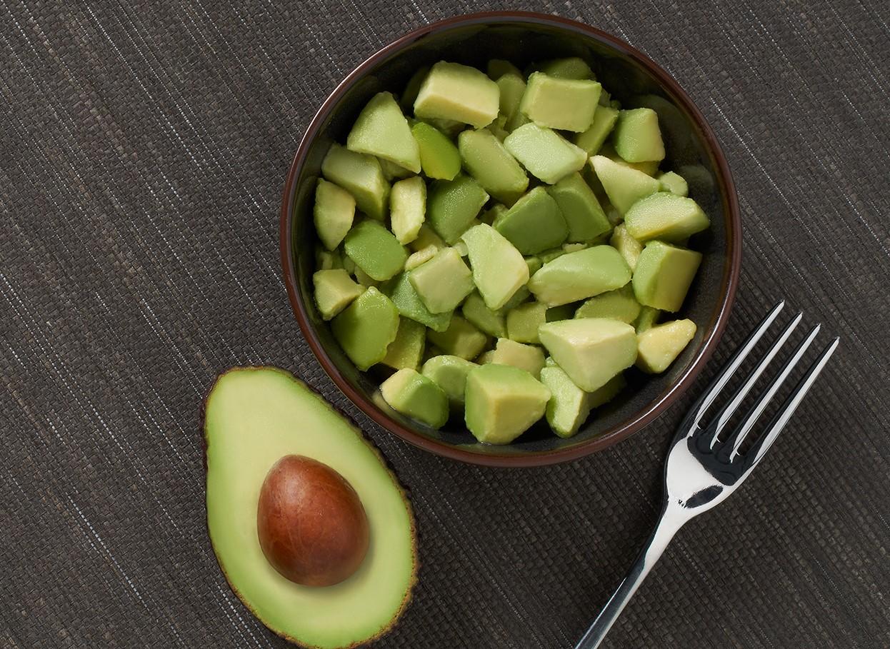 Avocado pieces 300g