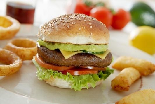 'Salud' Burger